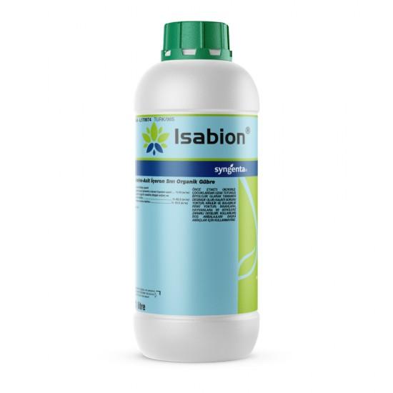 Syngenta Isabion Yaprak Gübresi Hayvansal Menşeli Aminoasit 1 Litre