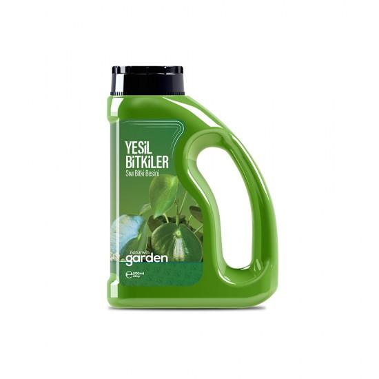 Naturwin Garden - Yeşil Bitkiler Bitki Besini - 500ml
